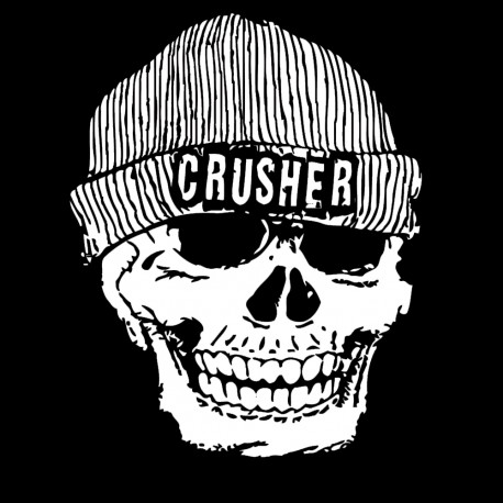Crusher Skull T Shirt