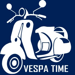 Vespa Time T Shirt
