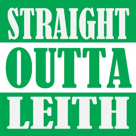 Straight Outta Leith T Shirt