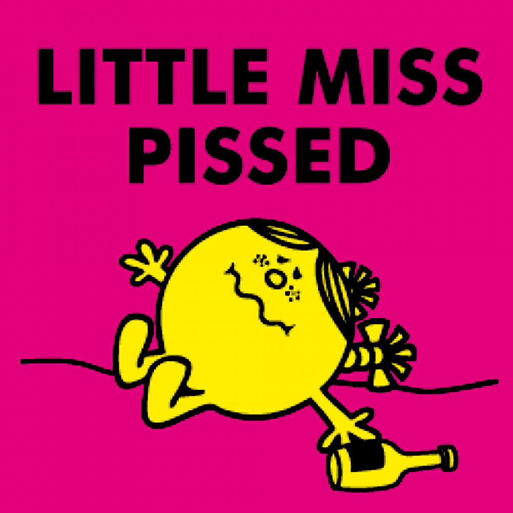 Little Miss Pissed Hen Night TShirtFire.com