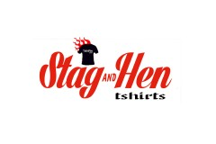 Stag T Shirt Printing in Edinburgh