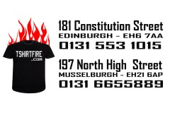 Hen & Stag T Shirt Printing in Leith & Musselburgh (Edinburgh)